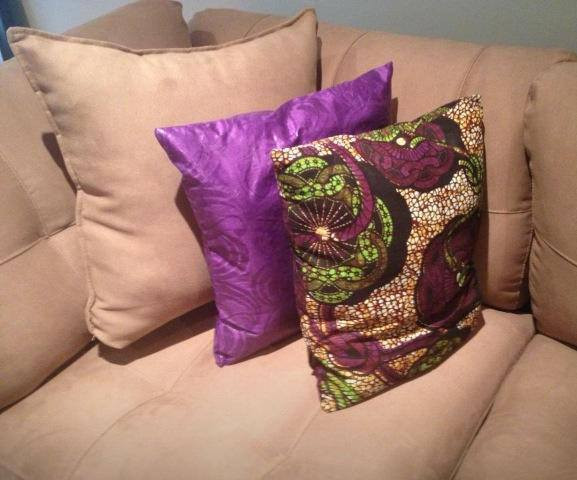 CLASSY AND CHIC THROW PILLOWS