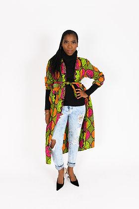 Mwenge Safari Jacket