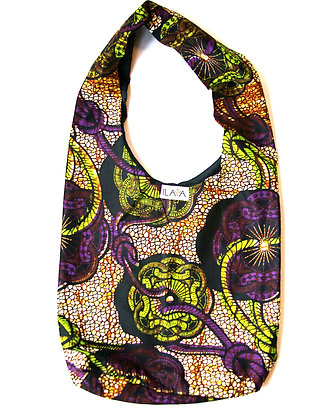 Kitenge Shoulder Bag (Mtwara)