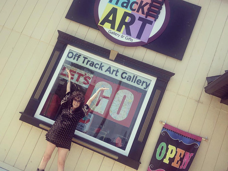 Off Track Art Gallery