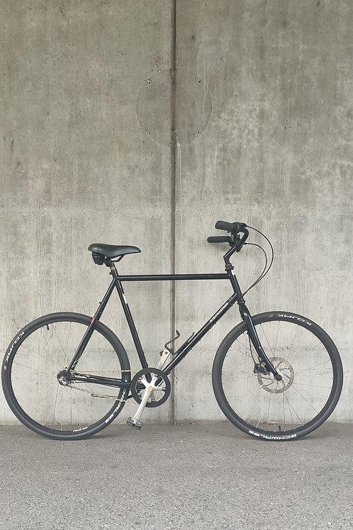 MTB Cycletec mit dem legendären Papalagi Rahmen