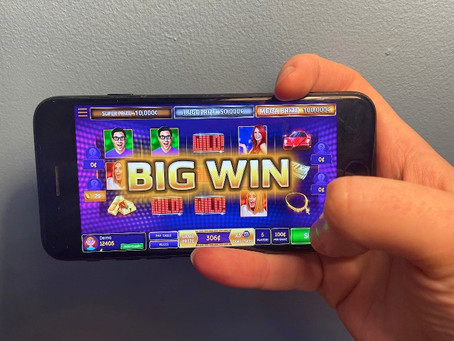 New online slot has a trivia bonus game with real money prizes!