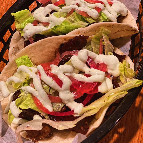 Bulgogi Taco
