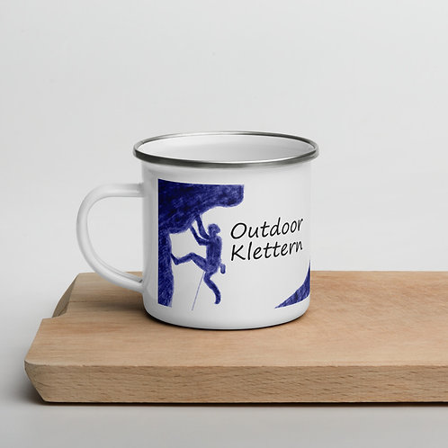 Tasse - Outdoor Klettern