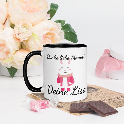Geschenktasse - Für deine Mama