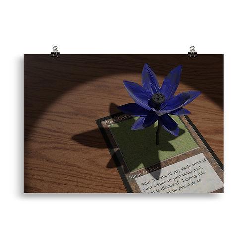 Black Lotus (Poster)