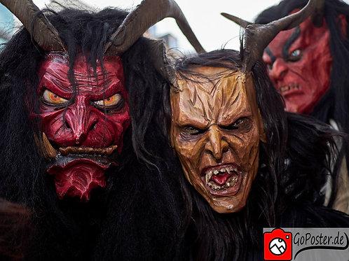 Krampus Trio