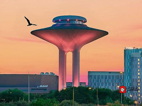 Malmö Wasserturm