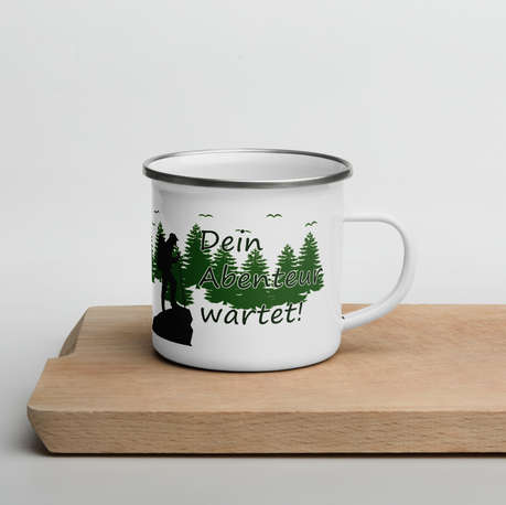 Tasse - Dein Abenteuer wartet