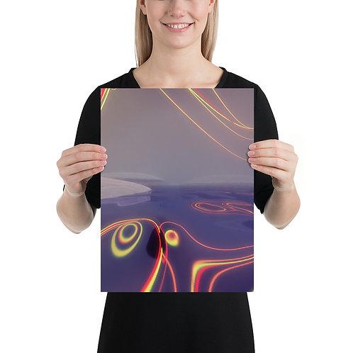 Reflektionen (Poster)