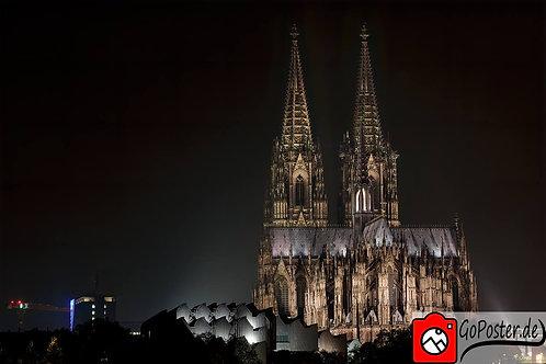 Kölner Dom (Poster)