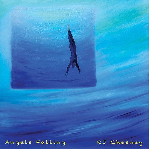 Angels Falling - CD