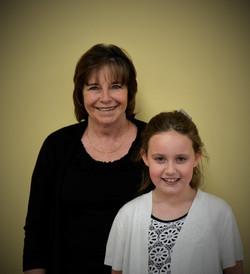 Sharon Smith and JaLynn Gill