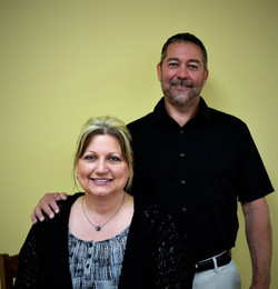 Jeff and Christy Phares