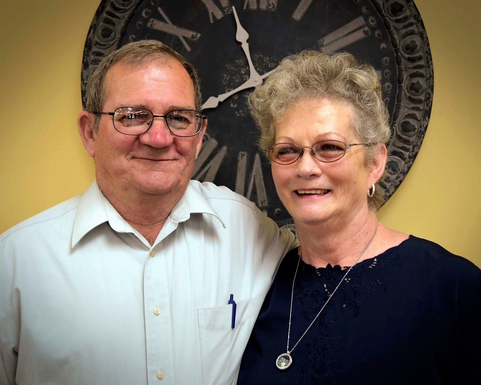 Wayne and Brenda Cox