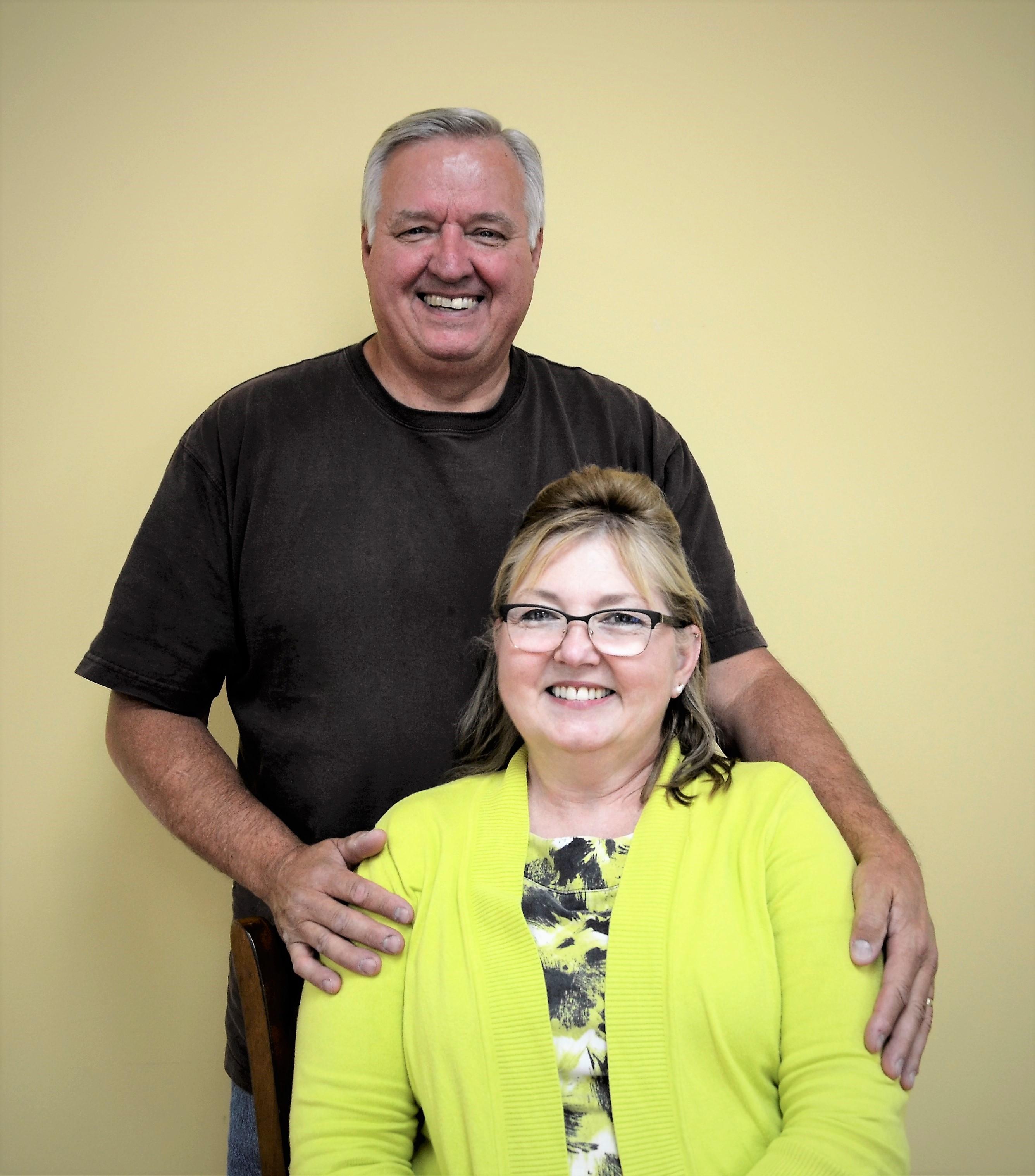 Charlie and Cindy McKinney