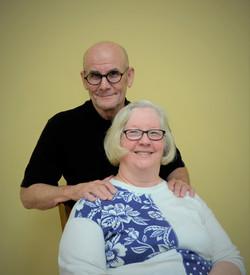Frank and Tina Rakes