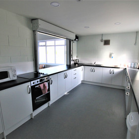 Rackheath Pavilion Kitchen