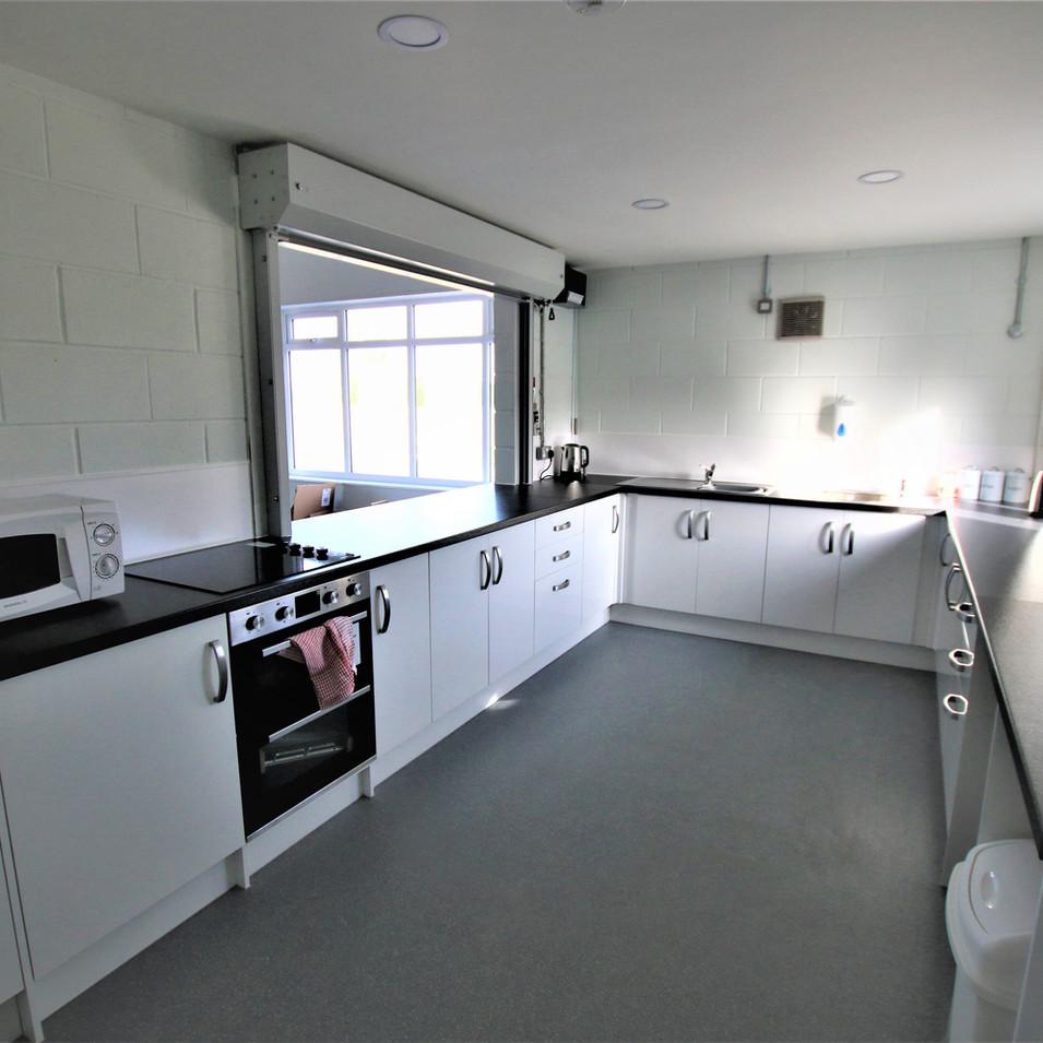 Rackheath Pavilion Kitchen