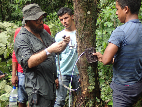 Conservation in the Amazon with Mr. Felipe Spina