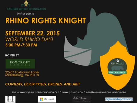 Rhino Rights Knight