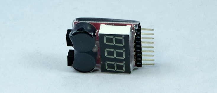 Battery Monitor with Buzzer