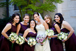 Jessica & Bridal Party