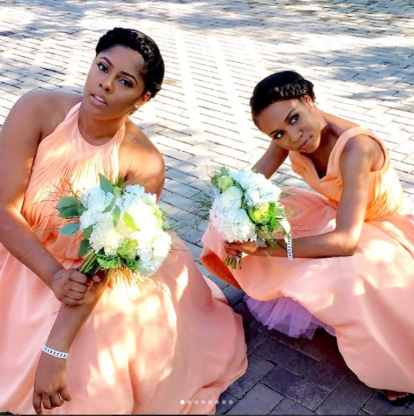 Ebony's Bridesmaids