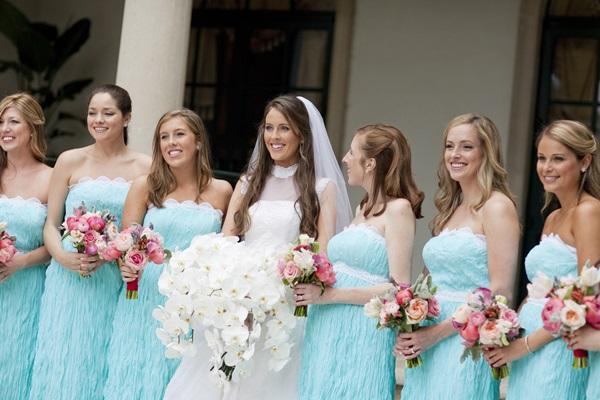 Missy & Bridesmaids