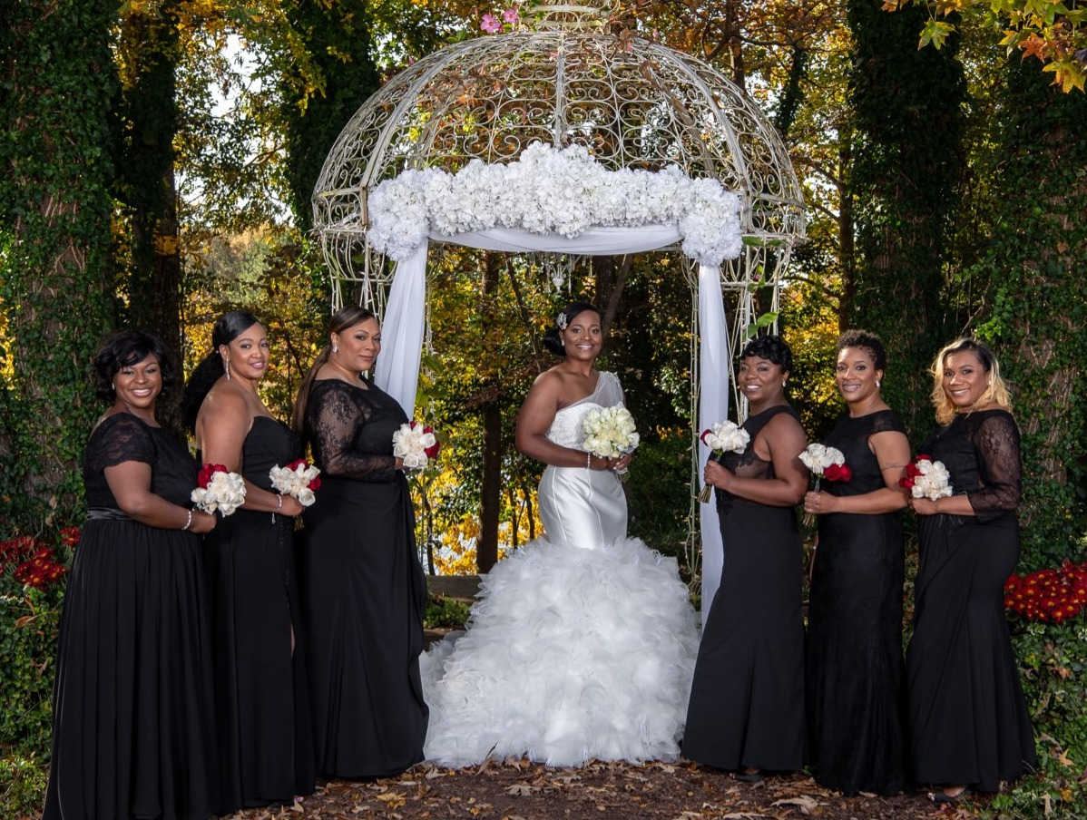 Christie Bridal Party
