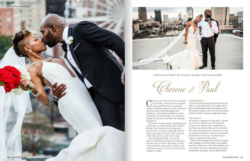 Black Bride page 1