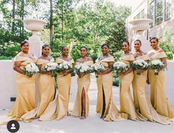 Melanie Bridal Party