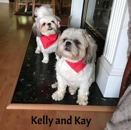 Kelly and Kay