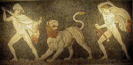 Tras las huellas de Alejandro Magno - reino de Macedonia