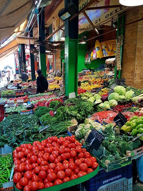 Visite gastronomique de Thessalonique - Expérience  4 heures
