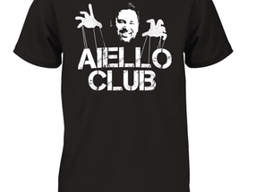 Limited Edition Aiello Club Shirt!