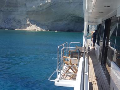 A Balcony onto the Sea