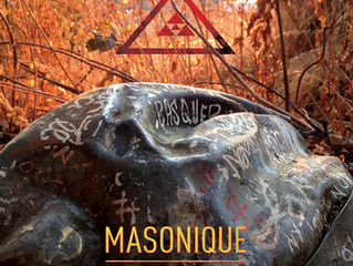 Island of Disbelief by Masonique available Oct 12th!
