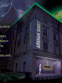Arkham Asylum Album Art