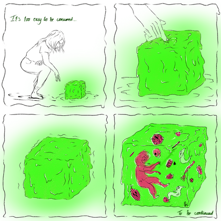 The Gelatinous Cube