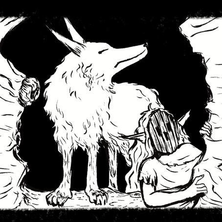Druid & Wolf Return In...