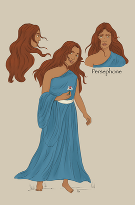 Persephone character design