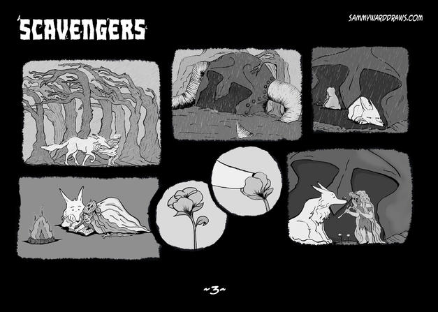 SCAVENGERS PAGE THREE
