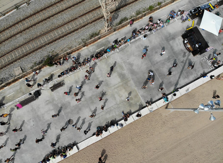 Skate Love Barcelona (Part 2 - The Movers and Groovers).