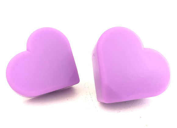 Grindstone Heart Toe Stops Original