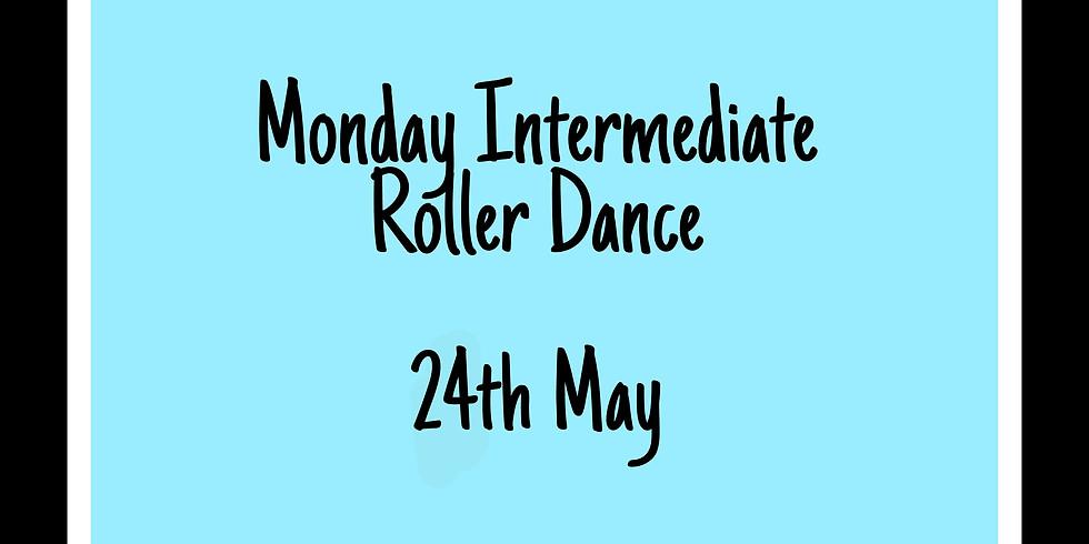 Intermediate Roller Dance 24th May