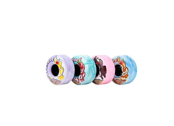 Moxi Fundae Wheels (Pack of 4)