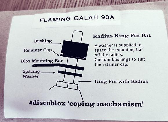 Discoblox radius kingpin kit