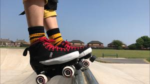 Chaya Karma Skates