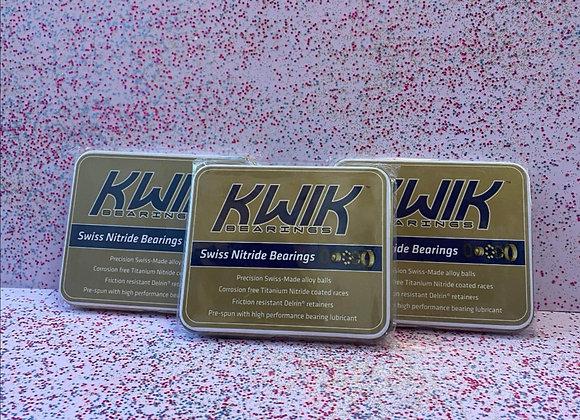 Kwik Swiss Nitride Bearings
